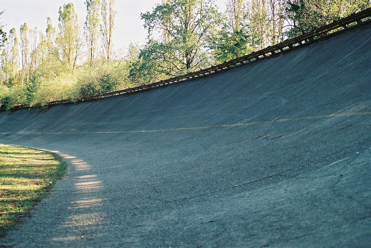 Old Monza surface