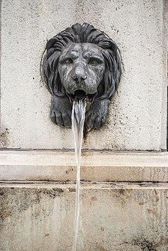 Imagini pentru Mosesbrunnen  Wien