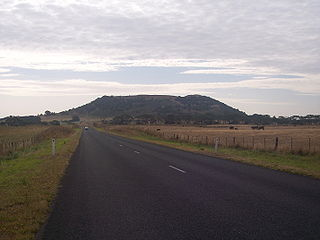 Mount Schank, South Australia Suburb of District Council of Grant, South Australia