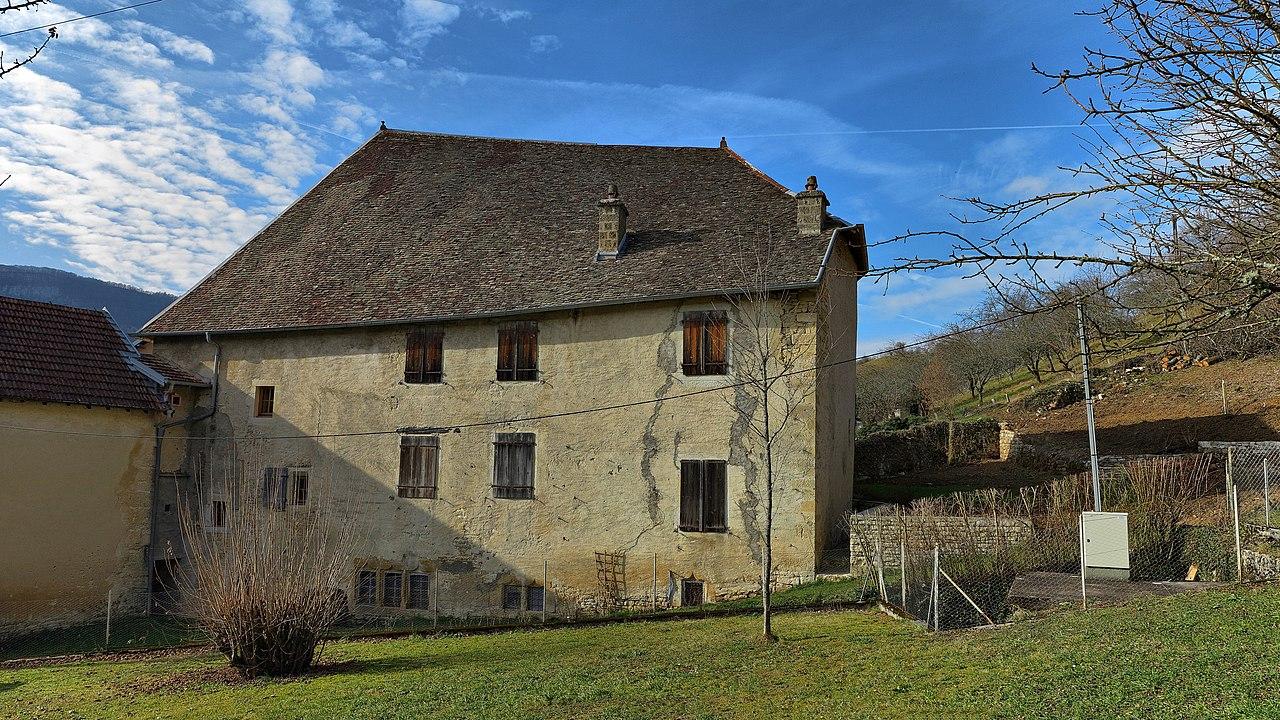 Fichier mouthier haute pierre maison du xix si for Haute pierre