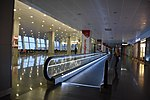 Moving walkway at Terminal D of Boryspil Airport (01).jpg