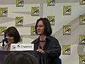 Mr. Lawrence on Comic-Con panel (2009).jpg