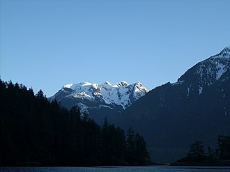 Mount Frederick William - Image: Mt Fred Will