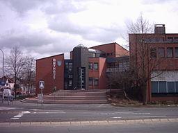 Rathaus der Stadt Mühlheim am Main