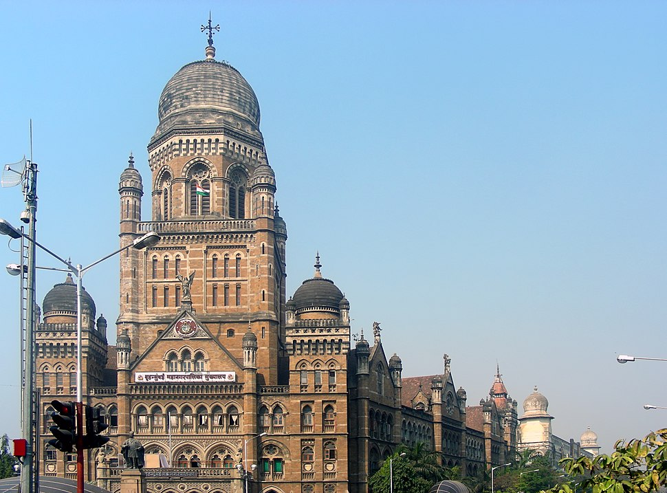 Mumbai BMC headquarters edit1