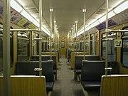 Munich U-Bahn A-Zug Interior
