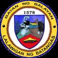 Municpality of Balayan logo.png