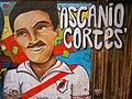 Mural en homenaje a Ascanio Cortés, en el estadio que lleva su nombre (Tocopilla, Chile)..jpg