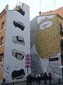 Murals a la plaça del Tossal de València.JPG