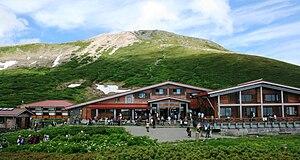 南アルプス 山小屋