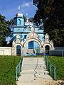 Mykulychi Vol-Volynskyi Volynska-Soborobogorodytska church-entrance.jpg
