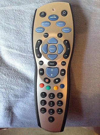 Austar - Austar MyStar Remote Control (Manufactured by Philips)