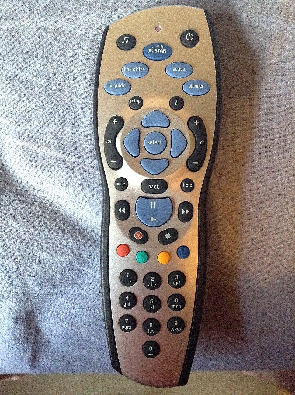 Mystar remote