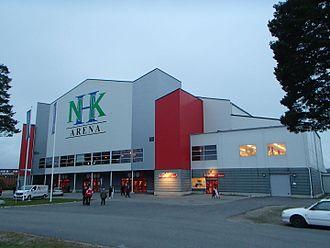 NHK Arena - NHK Arena in 2016
