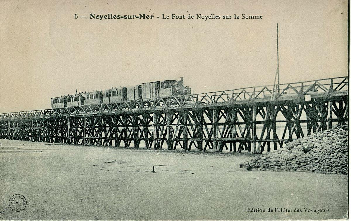Chemin de fer de la baie de somme wikipedia - Baie de la somme ...