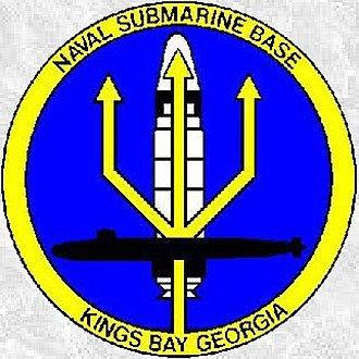 Naval Submarine Base Kings Bay - Image: N Su Base K Blogo