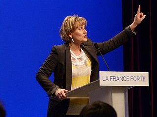 Nadine Morano French politician