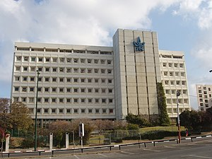 Tel Aviv University - Social Sciences Building