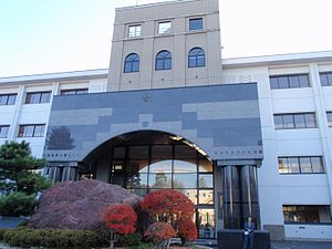 Nagano prefecturel Iida High School.jpg