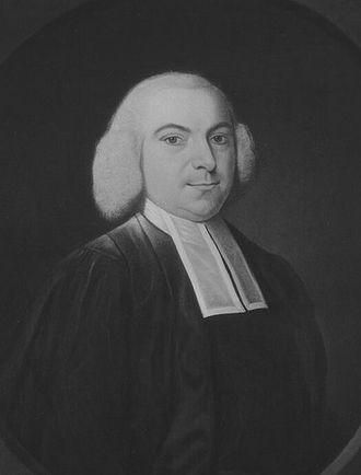 Naphtali Daggett - Rev. Naphtali Daggett