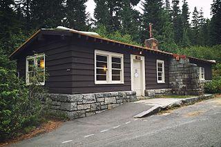 Narada Falls Comfort Station United States historic place