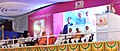 Narendra Modi addressing at birthday centenary celebrations of HH Jagadguru Dr. Sri Shivarathri Rajendra Mahaswamiji of Sri Suttur Math, in Mysuru, Karnataka. The Governor of Karnataka, Shri Vajubhai Rudabhai Vala.jpg