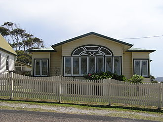 Narooma, New South Wales - The parsonage associated with Narooma's Uniting Church