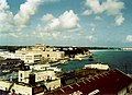 Nassau Bahamas, view from cruise ship, May 1992 01.jpg