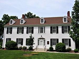 National Shrine of St. Elizabeth Ann Seton - The White House