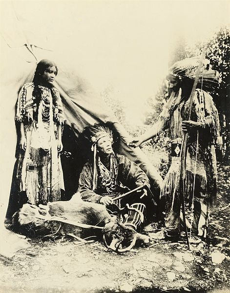File Native American Indians Believed To Be From The