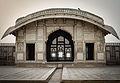 Naulakha Pavilion near Sheesh Mahal in Lahore Fort.jpg