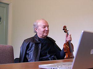 János Négyesy - János Négyesy at the ICMC 2008