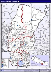 Rautahat District