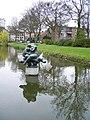 Nereïde op Triton Nic Jonk Utrecht Ridderplantsoen.JPG