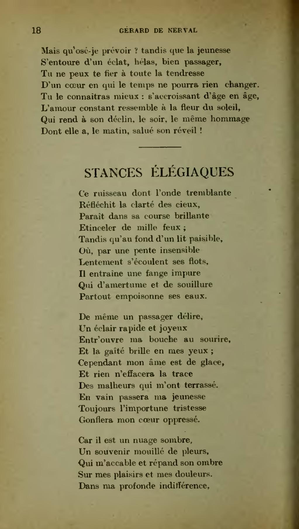 Page:Nerval - Choix de poésies, 1907, éd. Séché.djvu/50 ...