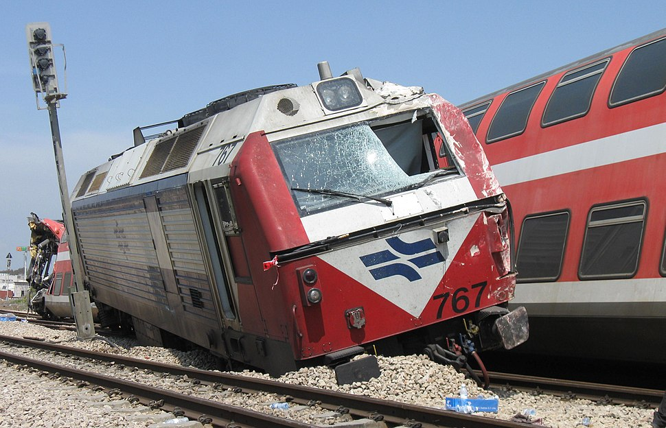 Netanya Train Accident2011-2