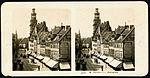 Neue Photographische Gesellschaft Stereoskopie 1907, Hannover 10 Breitestraße Bildseite Große Wallstraße Georgswall Alte Kanzlei Aegidienkirche Köbelingerstraße Buchdruckerei J. H. Bähre König & Ebhardt.jpg