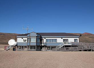 Arctic Bay Airport - Arctic Bay terminal, constructed 2010