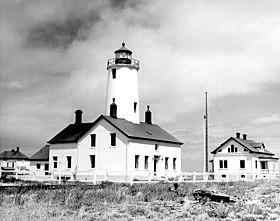 New Dungeness Light - Wikipedia