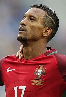 418bd53f36a New Zealand-Portugal Nani.jpg. Nani playing for Portugal in 2017