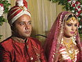 Newly married couple from Dhaka June 2014 02.JPG