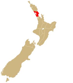 Ngāti Whātua - Image: Ngati Whatua