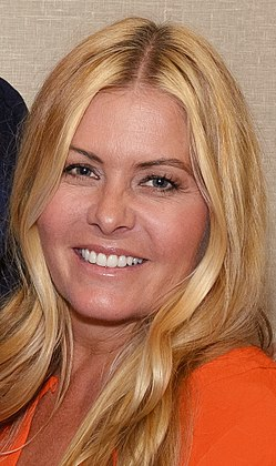 Nicole Eggert at the Chiller Theatre Expo 2017.jpg