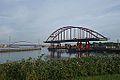 Nieuwe boogconstructie Schellingwouderbrug.jpg