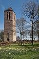 Nijemirdum, de kerktoren van Nijemirdum RM15927 IMG 2592 2018-04-19 13.03.jpg