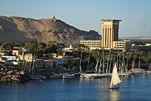 Nile river in Aswan.jpg