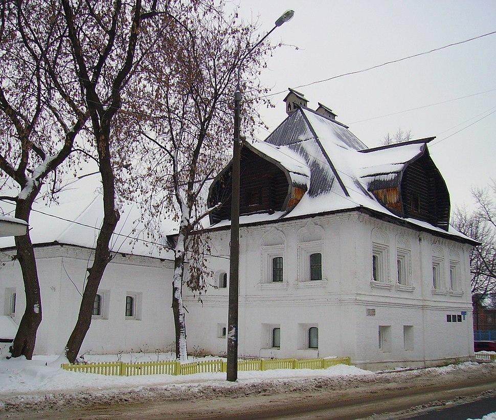 Nizhny Novgorod Pushnikov's Chamber