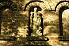 norbertusbeeld abdijpoort