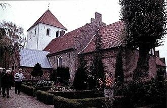 Lynge, Allerød Municipality - Lynge Church