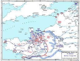 открытие второго фронта проблемы франции